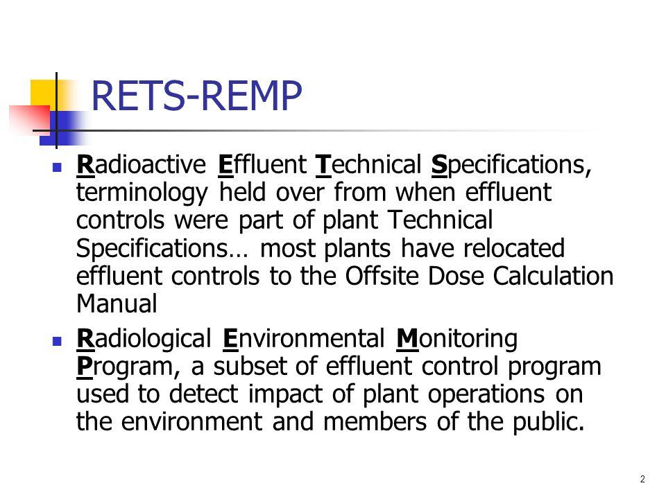 RETS-REMP