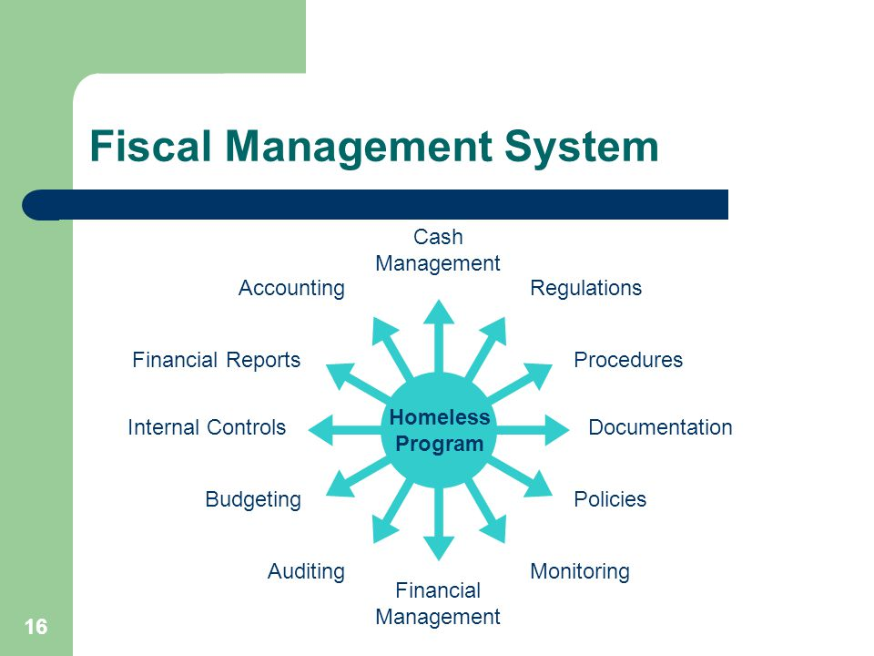 Fiscal Management System