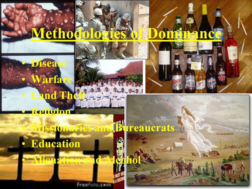 Methodologies of Dominance