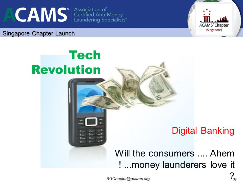Tech Revolution Digital Banking