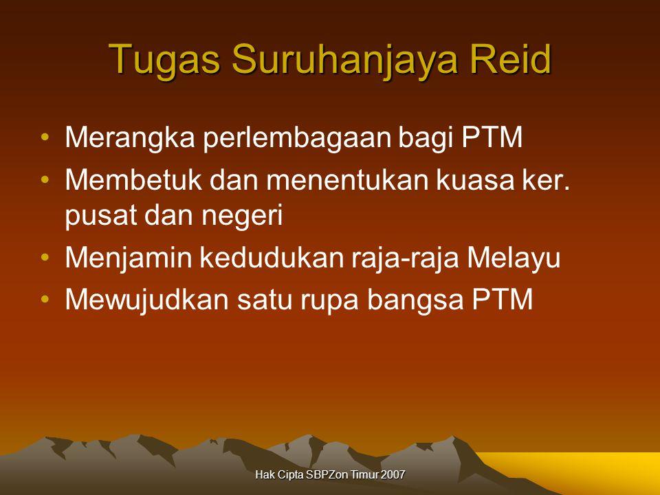Tugas Suruhanjaya Reid