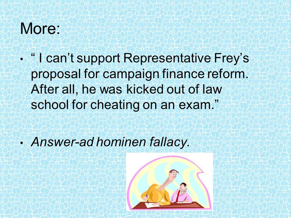 US Politics/ Campaign Finance Reform term paper 17584