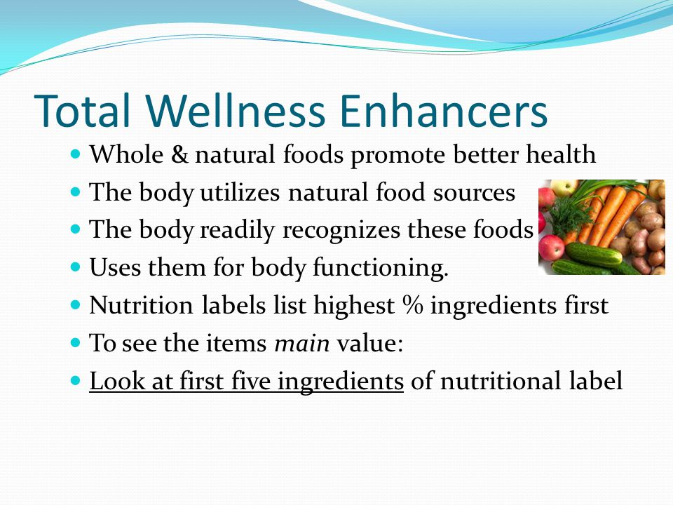 Total Wellness Enhancers