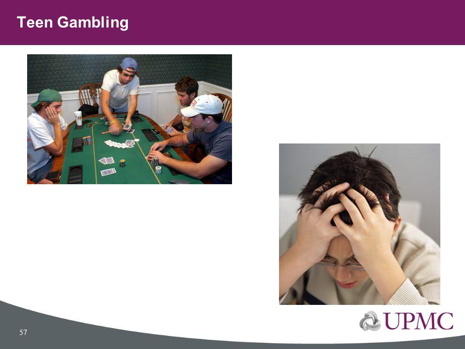 Teen Gambling