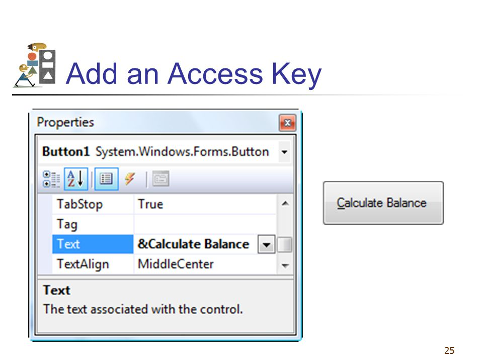 Add an Access Key