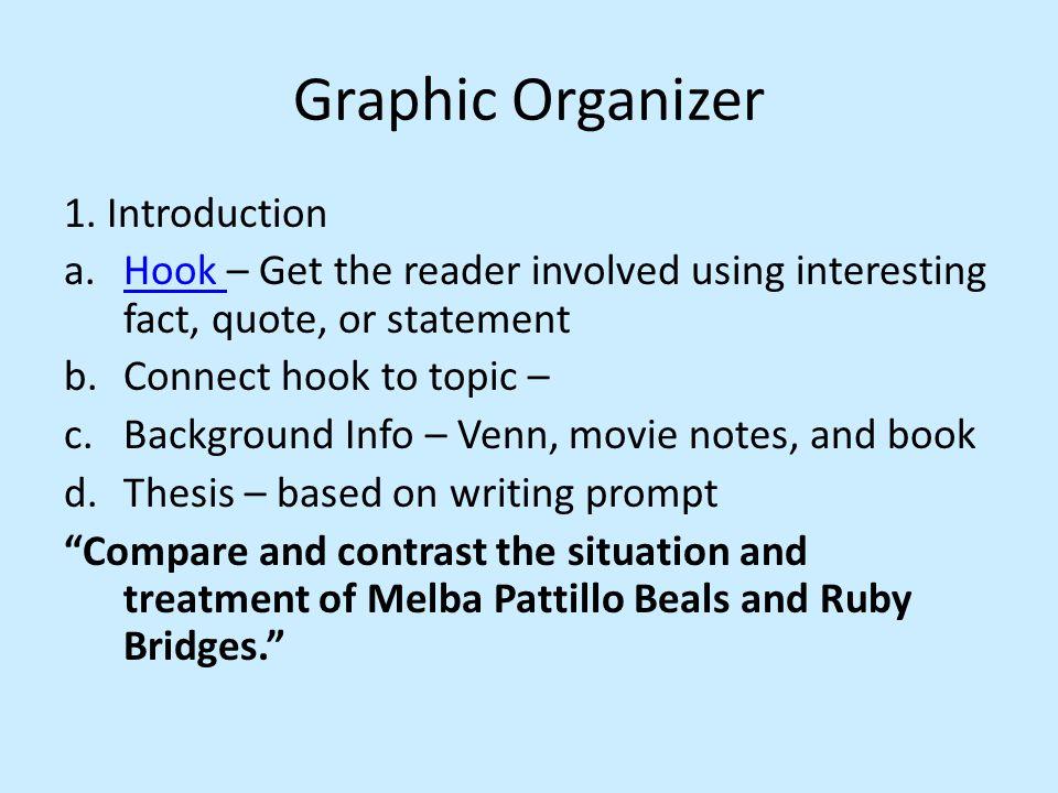 Graphic Organizer 1. Introduction