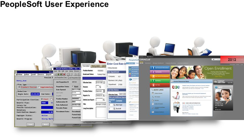 PeopleSoft User Experience