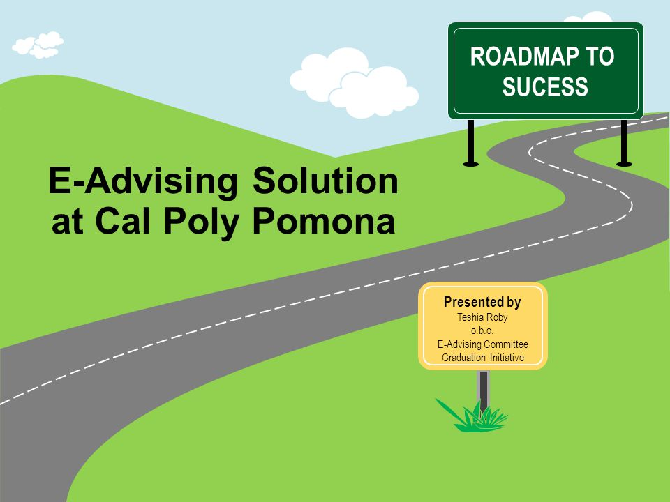 E-Advising Solution at Cal Poly Pomona