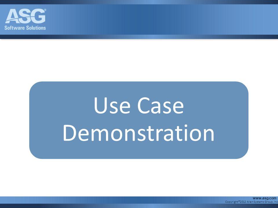 Use Case Demonstration