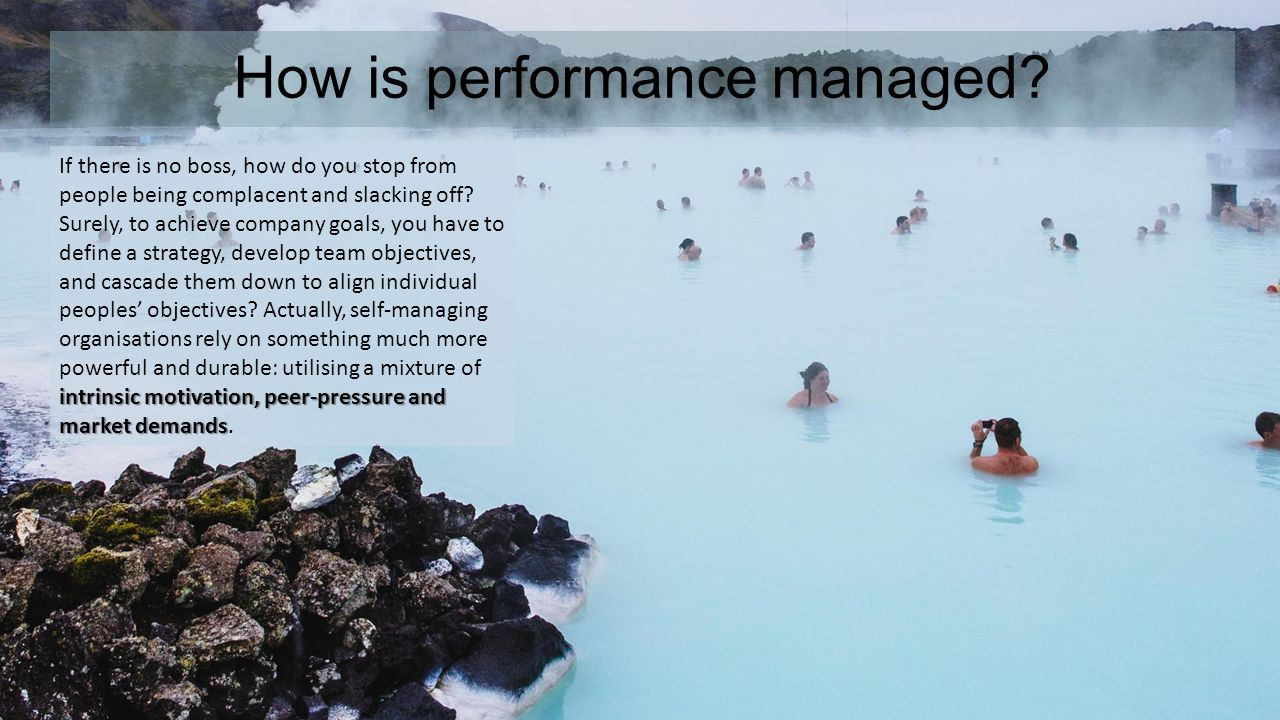 How is performance managed