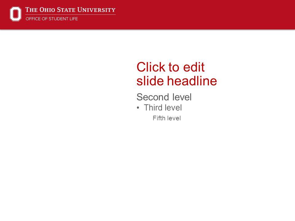 Click to edit slide headline
