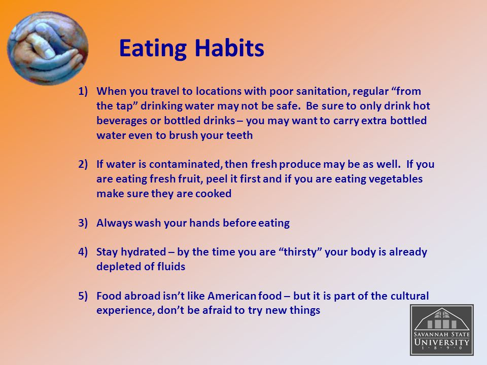 a study of the eating habits of americans We seek to improve our understanding of eating habits during the crucial first  1000 days of life and  and lifestyle habits of children aged 4–12 through our  kids nutrition and health study ( knhs )  map of usa, australia, mexico and  brazil.