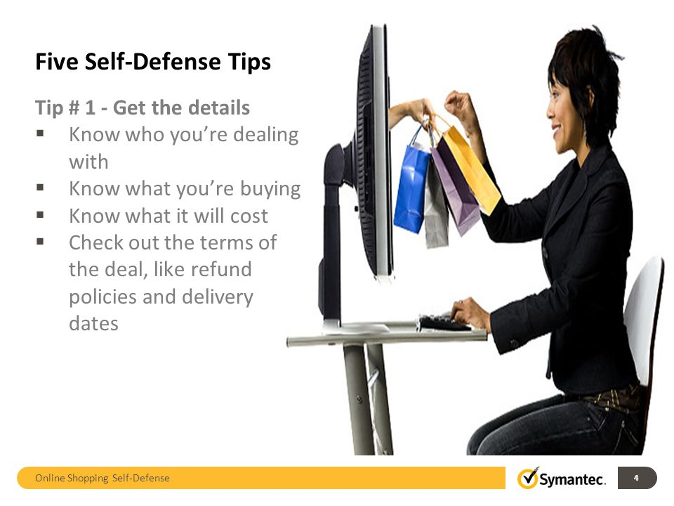 Five Self-Defense Tips