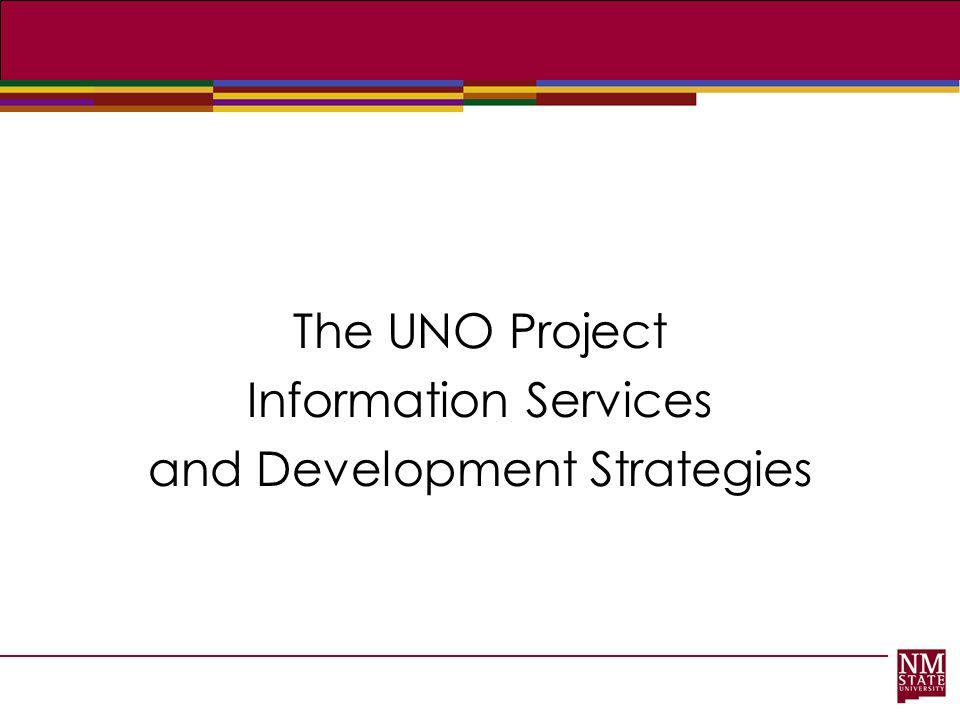 and Development Strategies