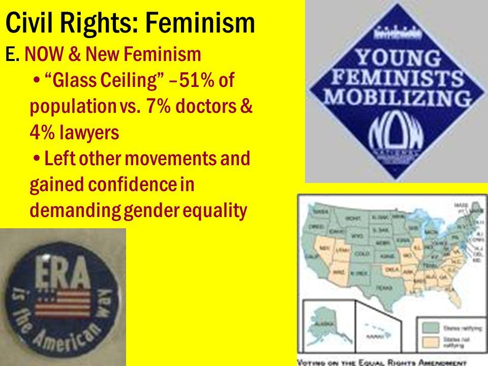 Civil Rights: Feminism
