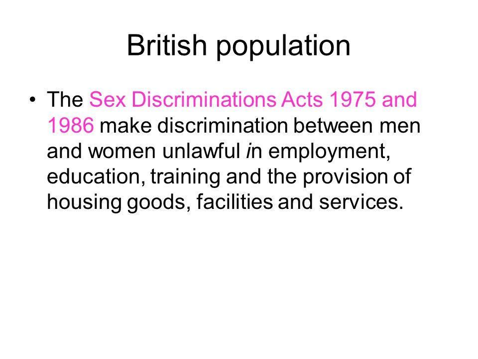 British population