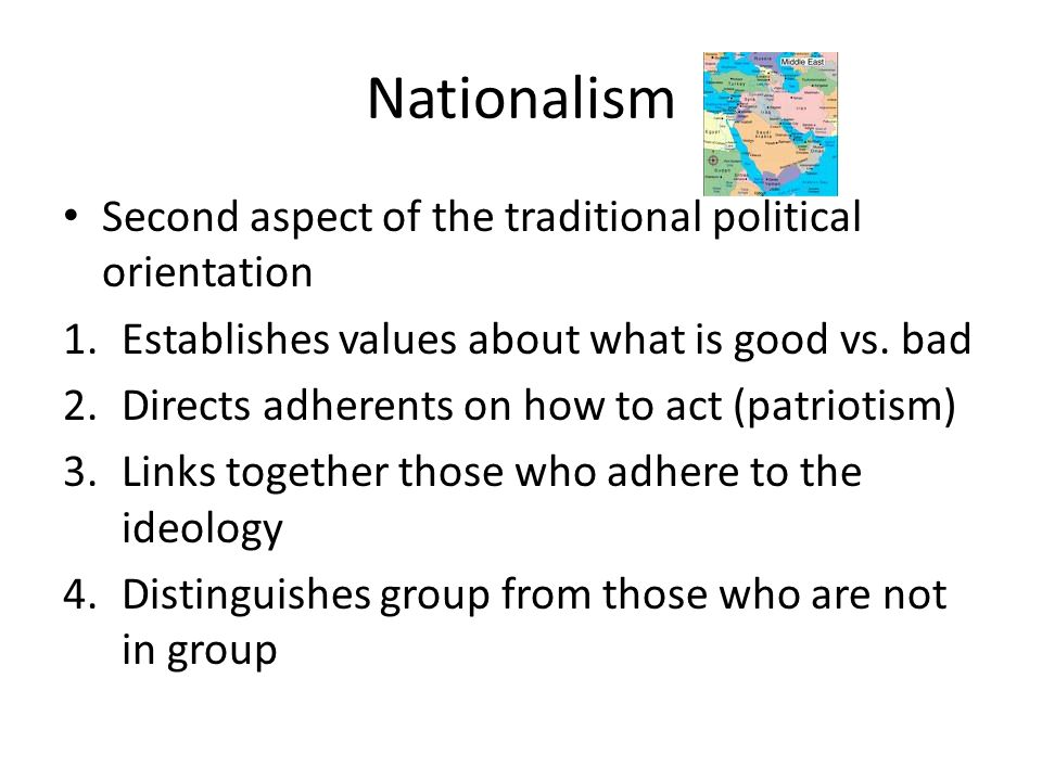 nationalism good or bad This is a discussion of the concept of nationalism lord acton wrote the following about nationalism and we will analyze his ideas in this essay the greatest adversary of the rights of nationality is the modern theory of.