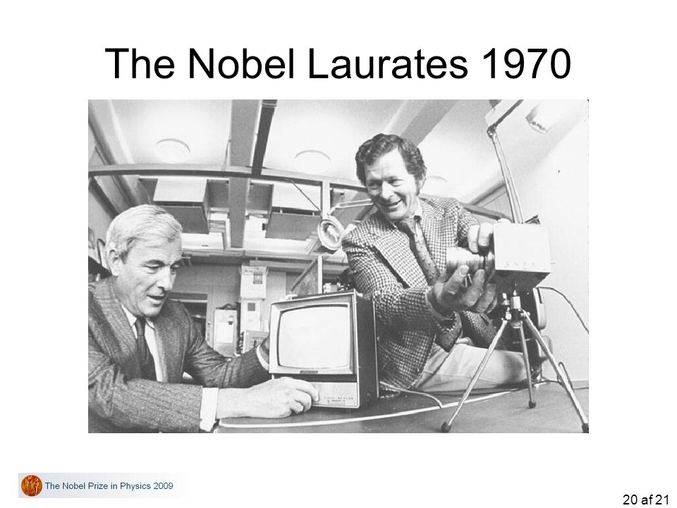The Nobel Laurates 1970
