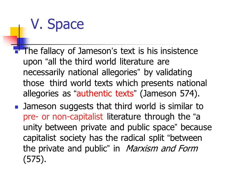V. Space