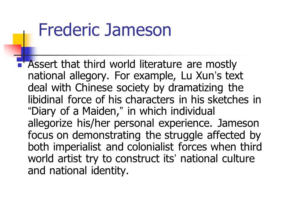 Frederic Jameson