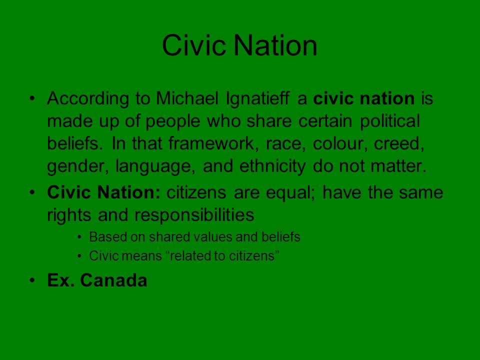Civic Nation