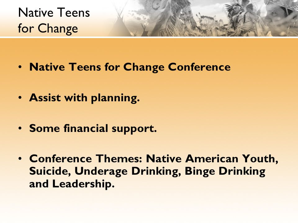 Native Teens for Change