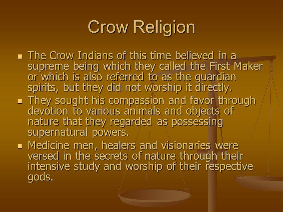 Crow Religion