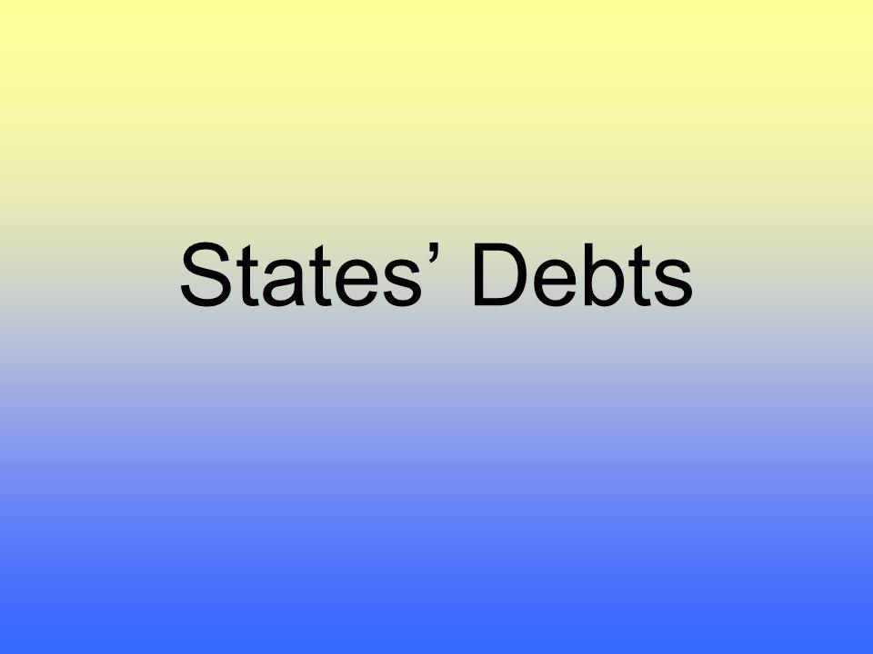 States' Debts