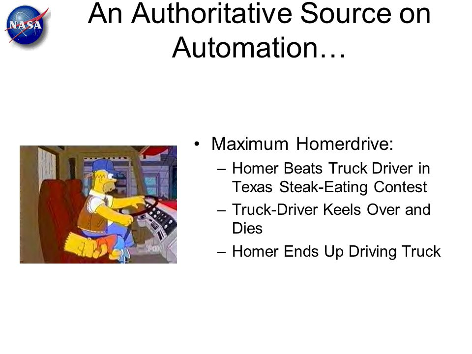 An Authoritative Source on Automation…