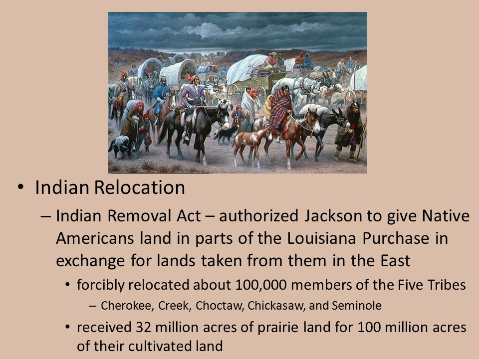 Indian Relocation