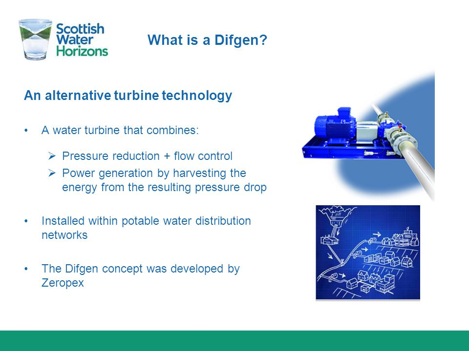 What is a Difgen An alternative turbine technology