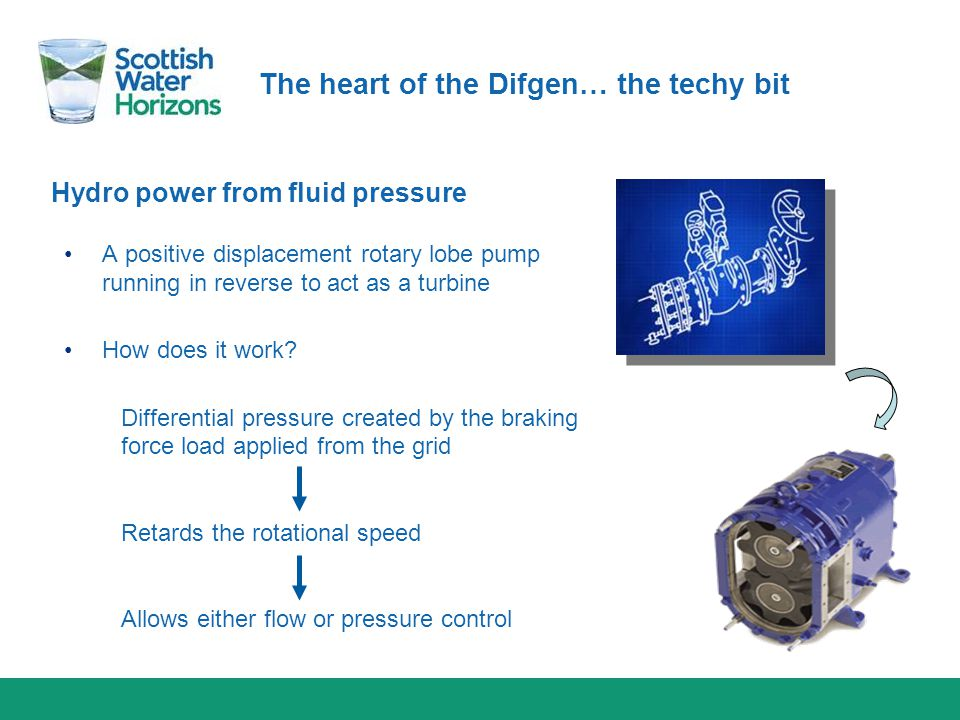 The heart of the Difgen… the techy bit