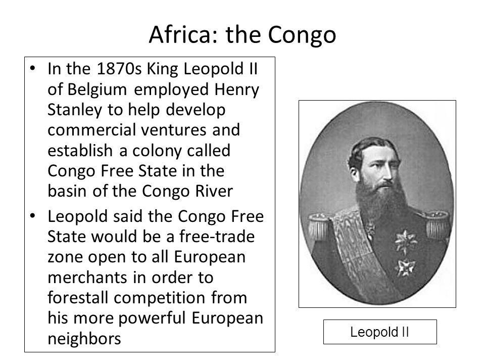 Africa: the Congo