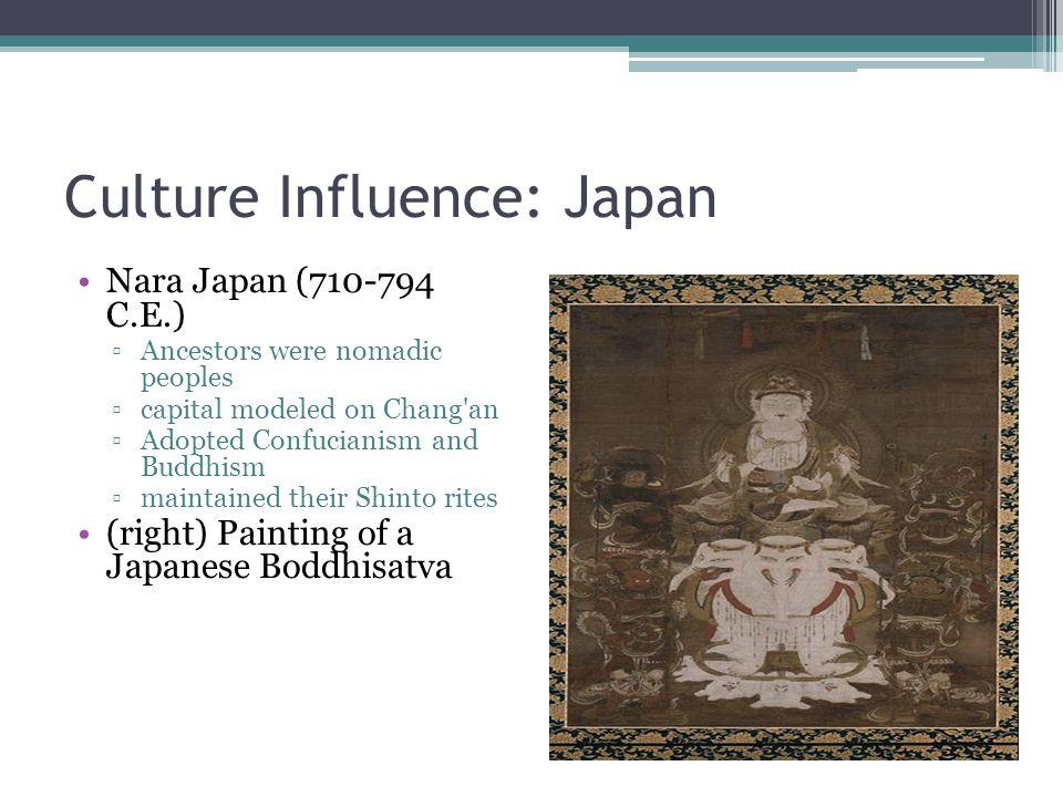 Culture Influence: Japan