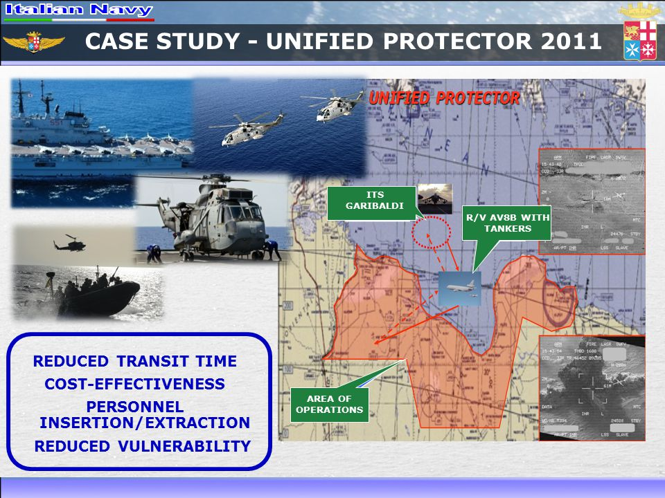 CASE STUDY - UNIFIED PROTECTOR 2011