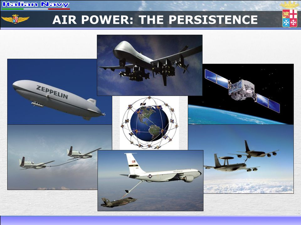 AIR POWER: THE PERSISTENCE