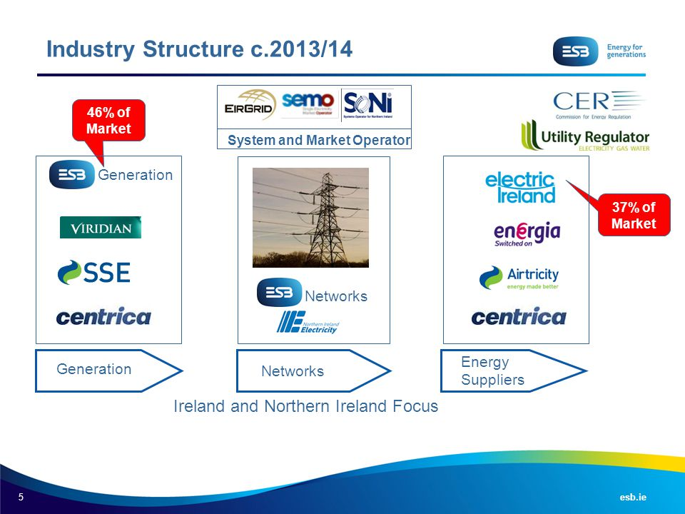 Industry Structure c.2013/14 Ireland and Northern Ireland Focus