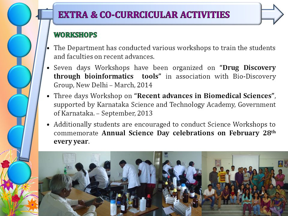 EXTRA & CO-CURRCICULAR ACTIVITIES