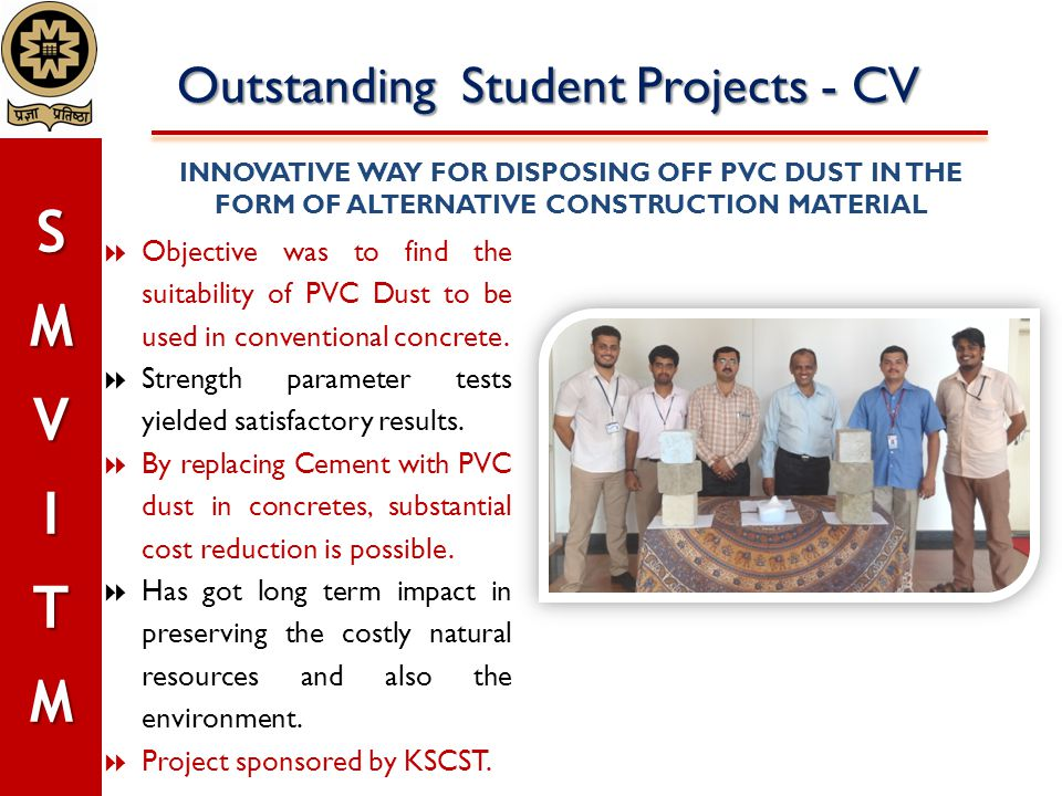 Outstanding Student Projects - CV