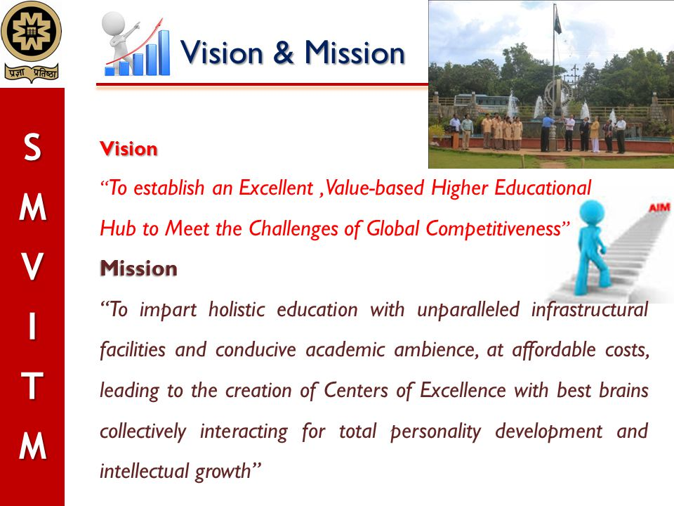 Vision & Mission Hub to Meet the Challenges of Global Competitiveness