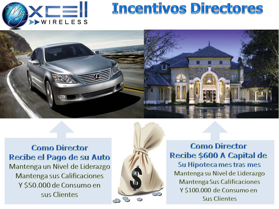 Incentivos Directores