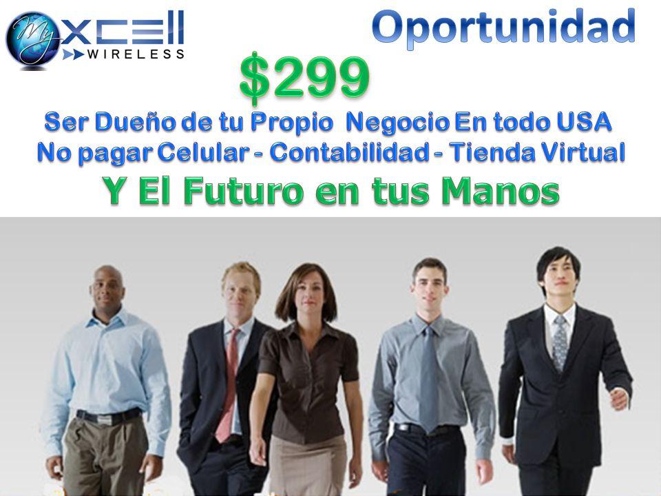 $299 Oportunidad Y El Futuro en tus Manos