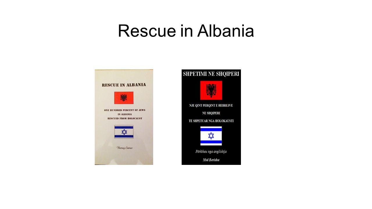 Rescue in Albania