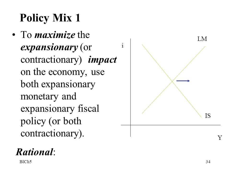 Policy Mix 1