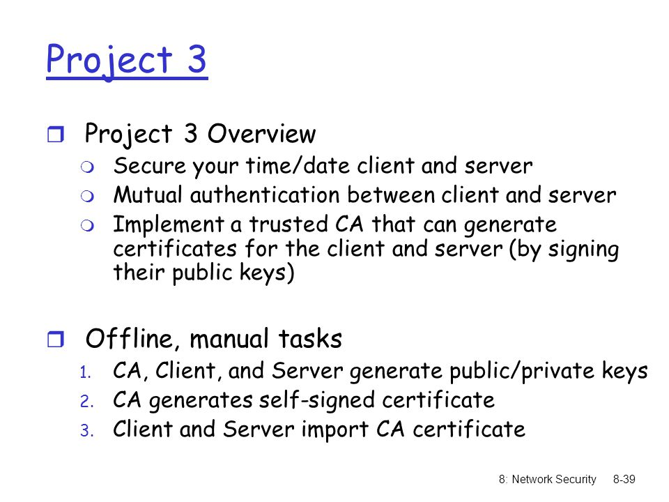 Project 3 Project 3 Overview Offline, manual tasks