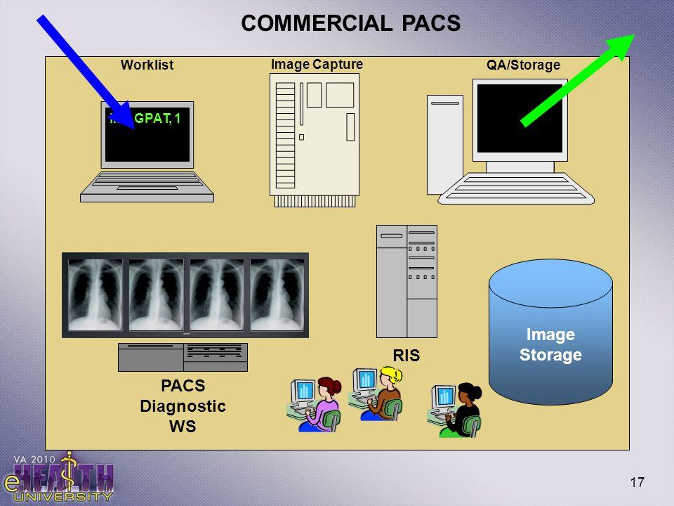 COMMERCIAL PACS RIS Image Storage PACS Diagnostic WS IMAGPAT, 1