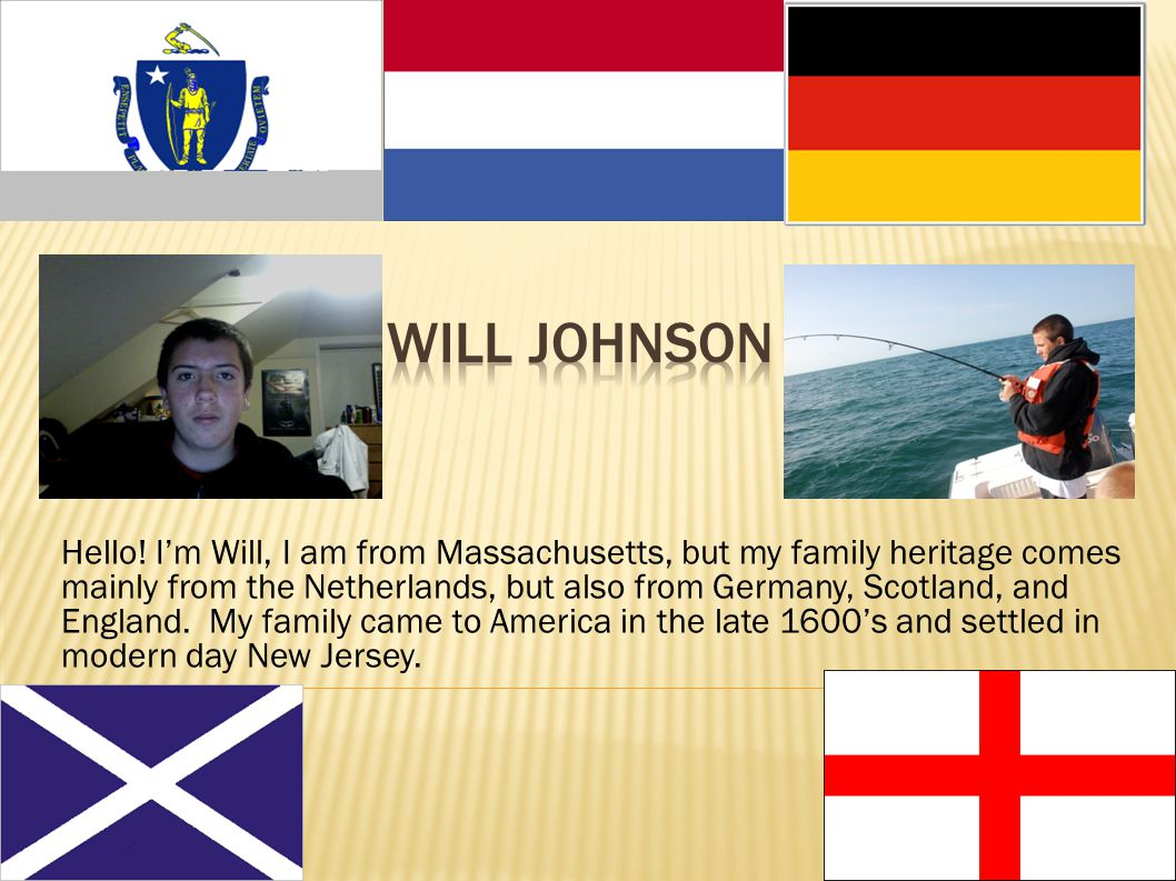 Will Johnson