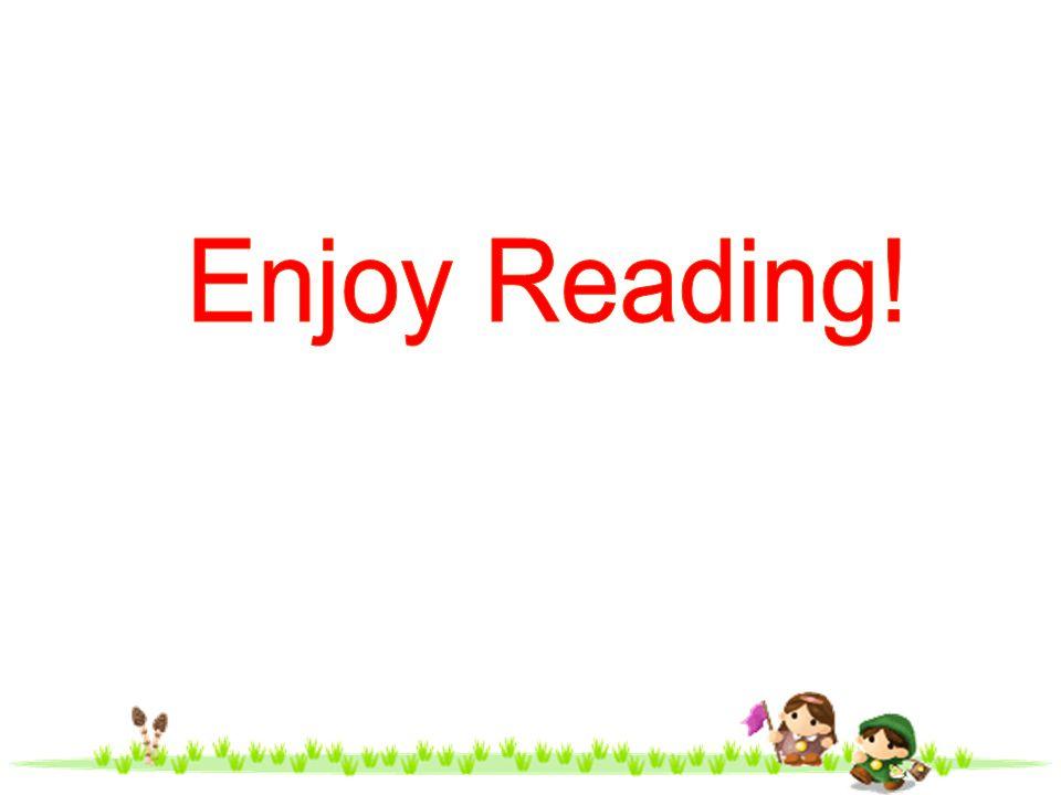 Enjoy Reading!