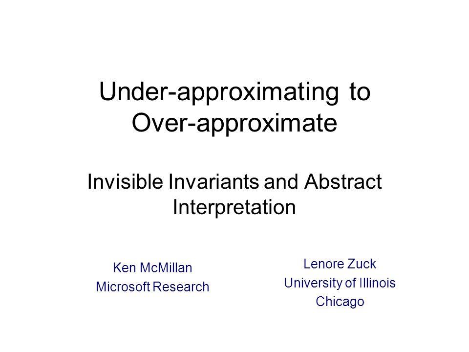 Ken McMillan Microsoft Research