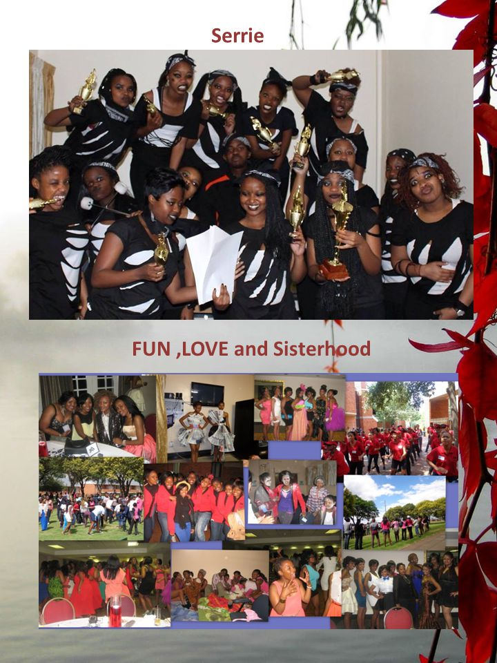 FUN ,LOVE and Sisterhood